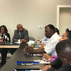 Coffee and Conversations with Franklin County - Session 1 @ Huntington Empowerment Center