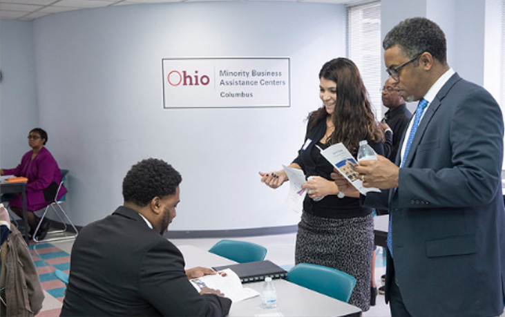 Empowering Small and Minority <span>Business Across Central Ohio</span>